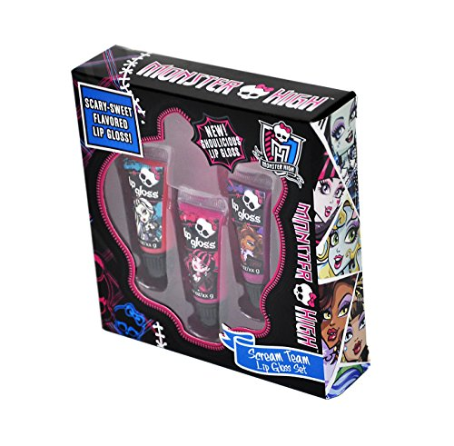 Markwins 9431510 - Monster High Lipgloss