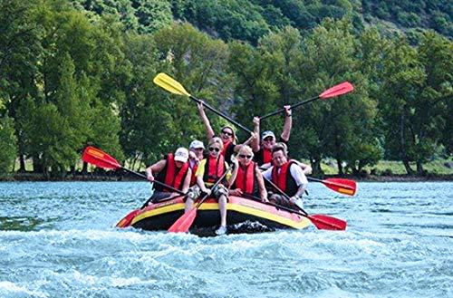 Jochen Schweizer Geschenkgutschein: River Rafting auf dem Rhein bei Rüdesheim -