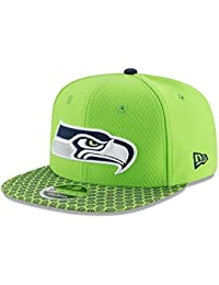 New Era Herren Caps / Snapback Cap NFL On Field Seattle Seahawks 9Fifty
