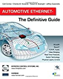 Automotive Best Deals - Automotive Ethernet - The Definitive Guide