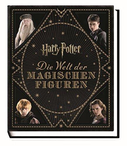 Figur Kinder Buch Kostüm - Harry Potter: Die Welt der magischen Figuren