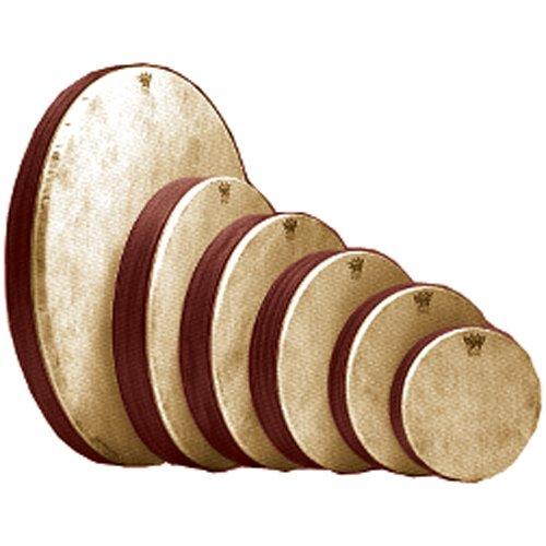 "REMO Frame Drum Renaissance 22"", Rahmentrommel, Pretuned, Handtrommel für Drum Circle"