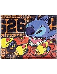 Cartera de Disney Lilo & Stitch experimento 626 naranja