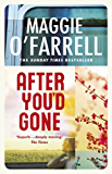 After You'd Gone (English Edition)