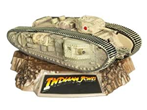 Indiana Jones Movie Hasbro Titanium Figure Vogel's Mark VII Tank