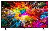 Medion X16582 163,8 cm (65 Zoll UHD) Fernseher (Smart-TV, 4K, Dolby Vision, HDR, Triple Tuner, DVB-T2 HD, Neflix App, PVR, DTS, Bluetooth)