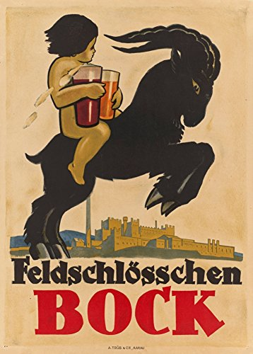 vintage-beers-wines-and-spirits-feldschlosschen-bock-beer-switzerland-c1905-250gsm-gloss-art-card-a3
