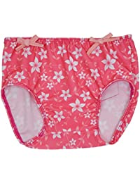 Splash About Girls' Collections Swim Nappy Cover-Pink Blossom, Small