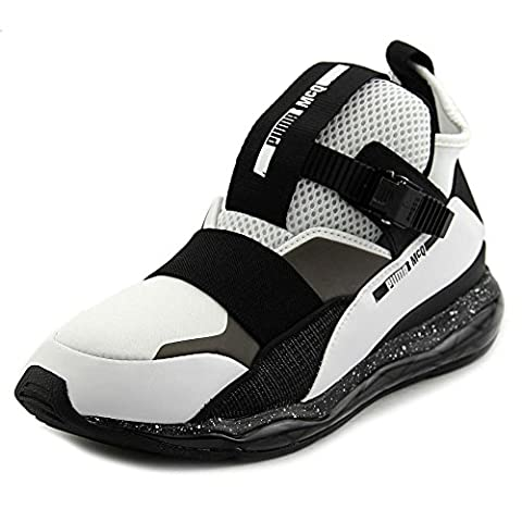 Alexander McQueen By Puma Cell Mid Hommes US 7.5 Blanc Baskets