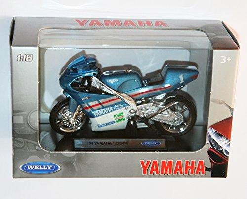 Welly – '94 YAMAHA TZ250M – Modelo de motocicleta fundida escala 1:18