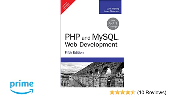 Buy PHP And MySQL Web Development Book Online At Low Prices In India