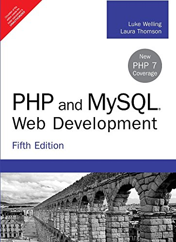 Php And Mysql Web Development, 5Th Edn