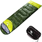 CAMEL CROWN Sleeping Bag Portable 3 Seasons Outdoor Hiking Camping Tools Gear, Compose