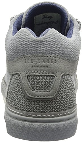 Ted Baker Komett, Sneakers Hautes Homme Gris (Light Grey)