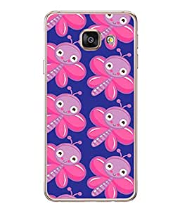 PrintVisa Designer Back Case Cover for Samsung Galaxy A5 (6) 2016 :: Samsung Galaxy A5 2016 Duos :: Samsung Galaxy A5 2016 A510F A510M A510Fd A5100 A510Y :: Samsung Galaxy A5 A510 2016 Edition (Beautiful Puppy Dog Lovers Pet Lovers Designer Case I love my puppy Cell Cover Cute Puppy Smartphone Cover cool branded )