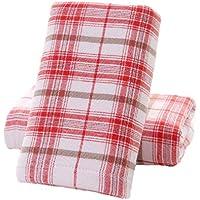 MXH 3 cargó la Gasa de la Materia Textil casera sin la Toalla de algodón Escocesa