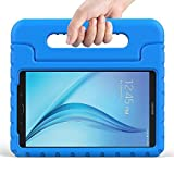 Samsung Galaxy Tab 3Lite funda, y & M (TM) a prueba de golpes caso ligero niños funda Super cubierta de protección con función de atril para niños para Samsung Galaxy Tab E T110T111T113(2016) 7.0Inch