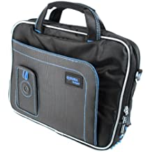 DURAGADGET Maletín Con Diseño Innovador Para Wacom Intuos Pen & Touch Tamaño S CTH-480S-S | Pro CTL671 Graphic Tablet - Alta Calidad - En Color Negro Y Azul