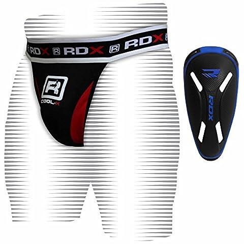 RDX Boxe Anatomique Coquille MMA Suspensoir Slip Sport Coquilles Protection