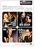TCM Greatest Classic Films Collection: Murder Mysteries (The Maltese Falcon / The Big...