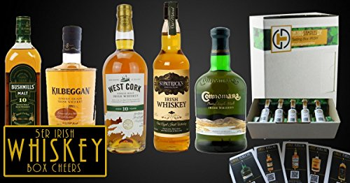 Tasting Samples Irish Whiskey Tasting Box