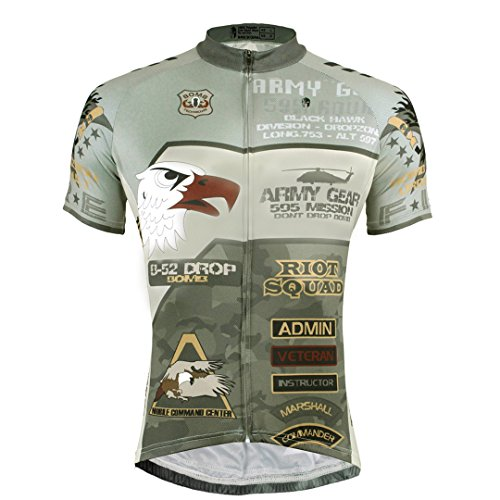 Donald Duck Pattern Men s Short Sleeve Cycling Jersey Full Zip Moisture  Wicking Breathable Running Top Quick c80f55fa4