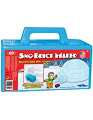 POOF-Slinky 0C8329BL Ideal Sno-Brick Maker for Building Winter Snow Walls, Igloos and Castles, Assorted Colors