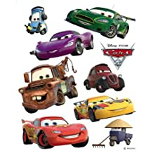 Wandtattoo Wandsticker Tattoo Wanddeko Disney Car's Lightning McQueen