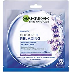 Garnier Skin Naturals Innovation Moisture + Relaxing Tissue Mask 32g