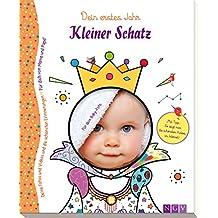 kleiner schatz babyalbum fr mdchen und jungen dein erstes jahr