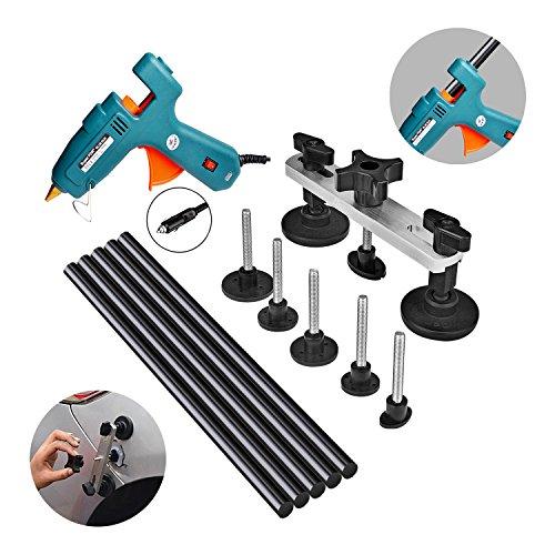Auto PDR: herramientas de carrocero (Kits paintless automóvil carrocería fosa supresión reparación herramienta