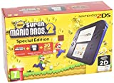 Nintendo 2Ds - Consola, Color Azul + New Super Mario Bros 2