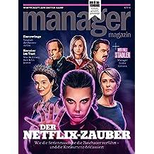 manager magazin 9/2018: Der Netflix-Zauber