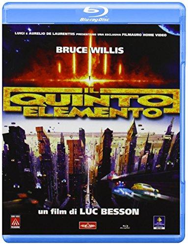 Il Quinto Elemento [Italia] [Blu-ray]
