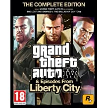 GTA IV Complete Edition  [Code Jeu PC - Steam]
