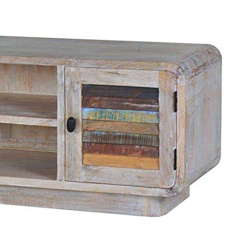Wohnzimmer Wohnwand im Loft Style Bunt (3-teilig) Pharao24 - 3
