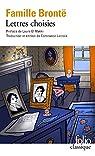 Lettres choisies de la famille Brontë par El Makki