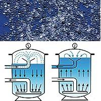 Micro esferas de cristal en lugar de arena de cuarzo para filtros de piscinas, 25