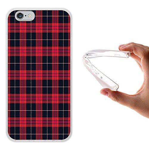 iPhone 6 6S Hülle, WoowCase Handyhülle Silikon für [ iPhone 6 6S ] Dinosaurier Handytasche Handy Cover Case Schutzhülle Flexible TPU - Transparent Housse Gel iPhone 6 6S Transparent D0547