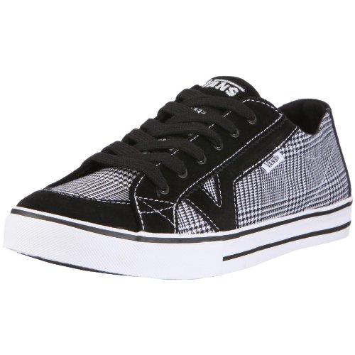 Vans Tory VXFQ1DW, Baskets Mode Femme Noir/gris