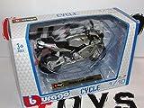 Motorrad 1/18 bburago - honda cbr 600RR