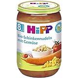 Hipp Bio-Schinkennudeln mit Gemüse, 6er Pack (6 x 220g)