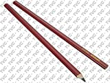 Stanley STHT1-72997 Crayon de charpentier 30 cm Corps Rouge