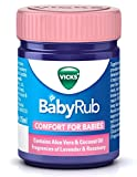 #6: Vicks BabyRub Soothing Vapour Ointment for Babies (25g)