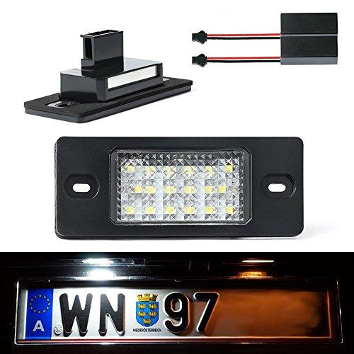 Do. LED E01-1 LED éclairage de plaque minéralogique marquage E