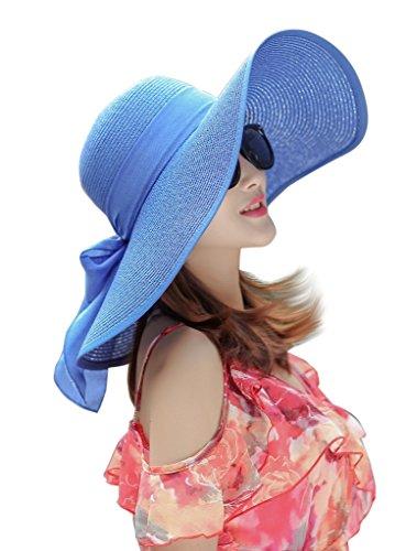 Kentucky Derby Hüte für Damen Organza Fascinator Britische Tee-Party-Hochzeits-Kleid-Kappe Mysterious UPF 50+ Beige (Kentucky Derby-hüte Damen)