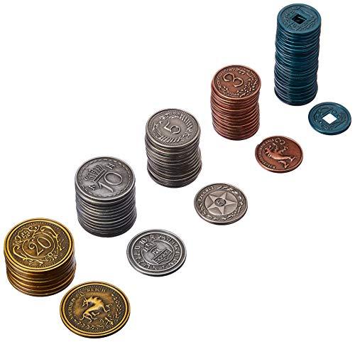 Scythe: Metal monedas adicional