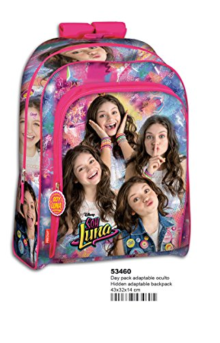 Soy Luna Unique - Mochila adaptable a carro
