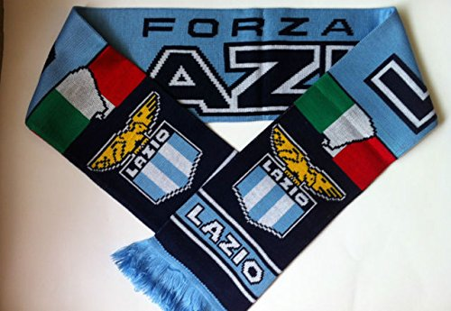 Lazio Rom Fútbol Schal–Bufanda Lazio Rom