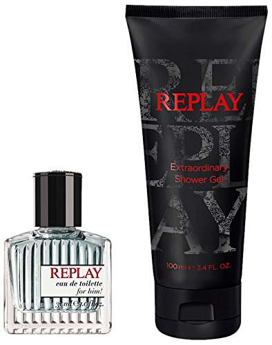 Replay Giftbox for Him, 1er Pack (1 x 130 ml)